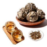 Yunnan Puerh Tea Raw Dragon Ball White Silver Needle Mini Tea Health Green Food