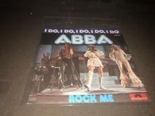Mint Abba Record (Rock Me & I do.....) Single vinyl 45 rpm /Australia pressing