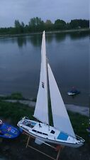 Rc Sea Yacht Robbe Made in Germany. Ready for run.Collection Marine yacht / Rare