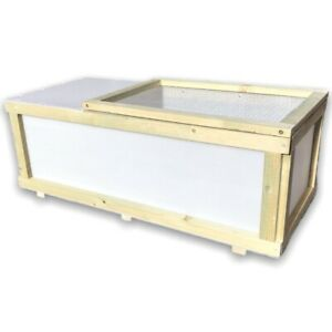 Quail / Chick / Poultry / Duck / Bird brooder Box Cage