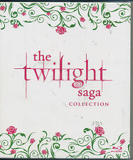 THE TWILIGHT COMPLETE COLLECTION 5 dischi - BLU RAY NUOVO
