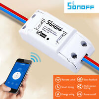 Sonoff Basic Smart Home WiFi Wireless Switch Module for IOS Android APP Ctrl DIY