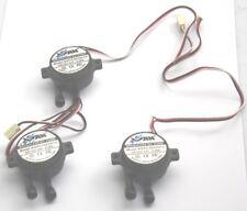 Lot of 3x X-Fan Brushless DC Water Pump RDPC3625H12 12V 0.30A Mini Size 7x30