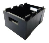 Lego Kasten in schwarz Box Kiste Box Container 30150 Basics City Zubehör Neu