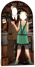 ROARING 20'S STAND IN - 1.95m Great Gatsby Speakeasy Party Decoration