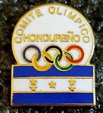 HONDURENO HONDURAS NOC NATIONAL  OLYMPIC COMMITTEE pin