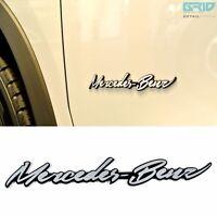 Detailkorea Car Slogan Cursive Emblem Name Metal Sticker 30061 for Land Rover