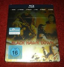 Black Hawk Down *Blu - Ray Steelbook* / German / Brand New / Pls READ Descrip.!!