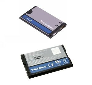 Genuine BlackBerry Battery C-S2 Akku BlackBerry Curve 8520 9300