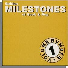 Golden Milestones of Rock & Pop #1 - New 1999, 25 Song European V/A Cd! Hits!