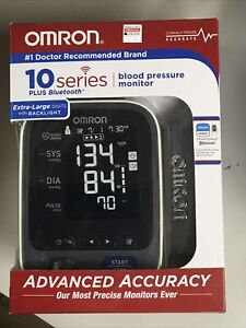 Omron 10 Series Wireless Upper Arm Blood Pressure Monitor BP786N