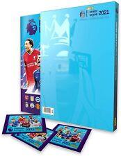 Panini 2021 Premier League Sticker Hardback Album