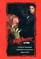Nightmare VI La Fine DVD Nuovo Sigillato Nightmare 6