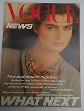VOGUE * August 1980 -  MINT COPY - FREE GIFTWRAP - More Special Birthday Issues