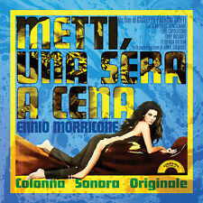 ENNIO MORRICONE Metti una sera a cena ltd.ed. LP OST  colored vinyl