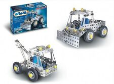 Trucks Eitech C83 Metal Construction Building Toy Steel Model Kit