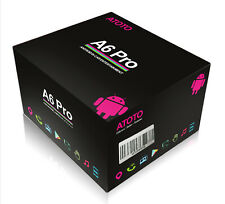 Atoto A6 Pro Double Din Android Car Stereo (with Gesture Control)