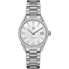 TAG Heuer Women's Quartz (Battery) Analogue Wristwatches