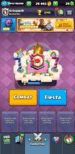 Compte Clash royale A Vendre niveau 12 pas chère !!