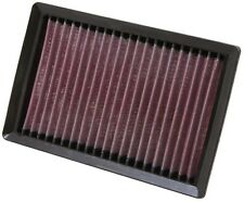 BMW 2010-2011 S1000RR K&N HIGH FLOW PERFORMANCE AIR FILTER - RACE SPECIFIC