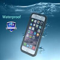 For iPhone X 8 7 Plus Waterproof Case Underwater 6M/30Min IP68 Dirtproof Cover