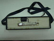 VINTAGE RAYMOND WEIL GENEVE SWISS TANGO MOTHER OF PEARL WRISTWATCH 5970-ST-00915