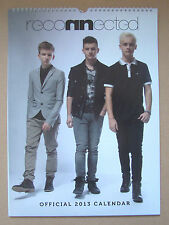 RECONNECTED Official 2013 Calendar in mailer NEW / UNUSED Britain's Got Talent