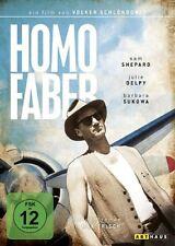 DVD - Homo Faber - Sam Shepard - NEU OVP