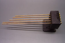 NEW WESTMINSTER CLOCK CHIME RODS WITH BLOCK  -- movement service repair parts