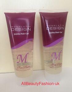 Mon Platin PROFESSIONAL Jojoba Hair Gel 2X250ml Clear