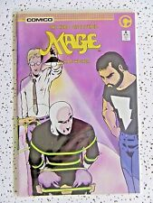Mage #8 The Hero Discovered 1984 Series Comico 1st Print Matt Wagner VF/NM 9.0