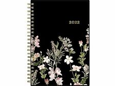 Blue Sky 2022 5 X 8 Weekly Amp Monthly Planner Nevaeh Clear Multicolor 133949