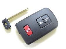 13~16 Corolla REMOTE IMMOBILIZER SMART KEY BOB KEYLESS 3 Buttons FBA