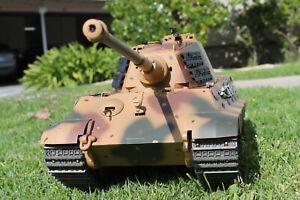 1/16 Tamiya King Tiger RC Tank 5600 ARTR