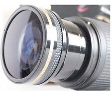 0.14X Fisheye Fits Canon T7I T6I T6S T6 80D 70D 6D 5D Nikon D5600 D3500 D3400