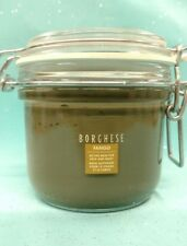 7.5 oz BORGHESE FANGO Active Mud Mask Face & Body Purifying Exfoliates Hydrates!