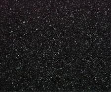 Aquarienkies schwarz 25 kg 1-2 mm Zierkies Bodengrund Kies kunststoffummantelt