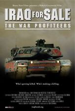 Iraq for Sale: The War Profiteers DVD 2006 Slipcover