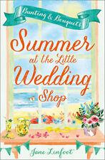 Summer at the Little Wedding Shop | Jane Linfoot