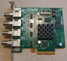 DekTec DTA-2144 Quad ASI/SDI input output card Professional Video Capture