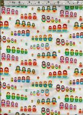 Timeless Treasures 100% Cotton 51-100 Fabric