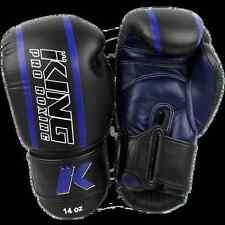 KING Boxhandschuhe KPB/BG Elite 2. 10-16oz. 100% Leder. Muay Thai.Training