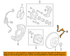 TOYOTA OEM 13-18 RAV4 Front Brake-Flex Hose 90947A2080