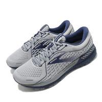 Brooks Adrenaline GTS 21 2E Wide Grey Men Support Road Running Shoe 1103492E 006