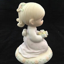 """Precious Moments """"Thinking of You is What I Really Like To Do"""" Figurine with Box"""