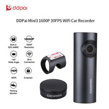 DDPai Mini3 32G eMMC Card WDR F1.8 Aperture Wifi Dash Camera w/ Snapshot Button