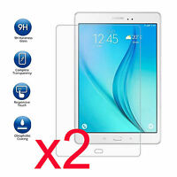 2X Tempered Glass Screen Protector For Samsung Galaxy Tab S3 9.7 T820 T825 T827