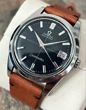 Omega Seamaster Crosshair Vintage Men's Watch 1965, Serviced + Warranty