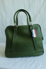 Vintage 1960s American Tourister Luggage Tote Bag Carry On Weekender Soft Case