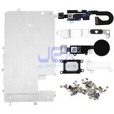 LCD Display Repair kit Parts Set for iphone 7 Plate, Home, Camera, Ear Speaker